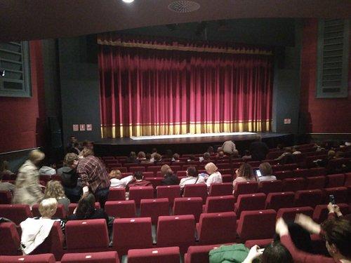 Platea del Teatro