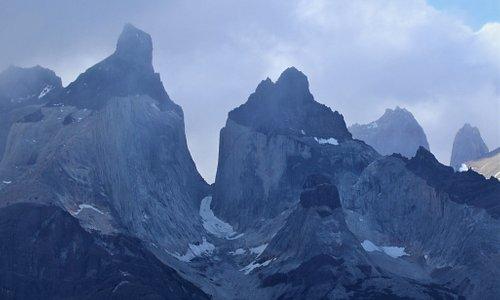 2  Cordillera Paine Mountain Group