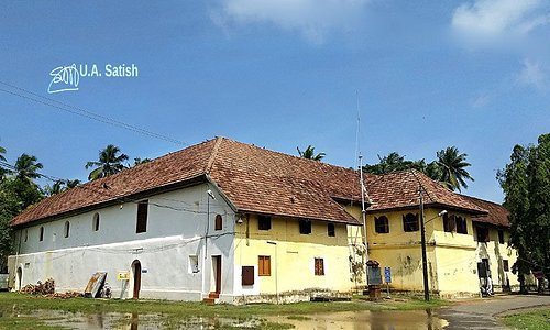 Matancherry Palace