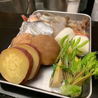 この素材たちがとんでもなくおいしい天ぷらに変身します