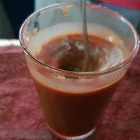 ร้านกาแฟลุงป้า กาแฟโบราณ อยู่คู่ตลาดโคกมะตูมมานานมาก
