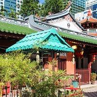 Singapore: Thian Hock Keng 天福宮