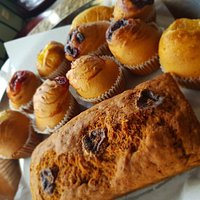 Freshly baked goodies