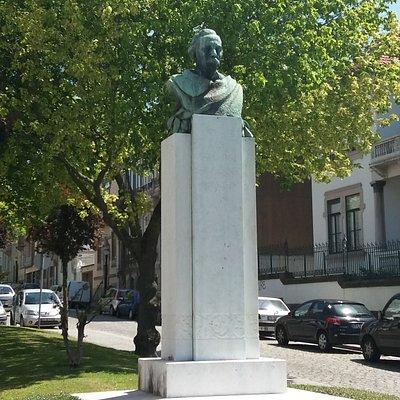 Busto de Camilo Castelo Branco