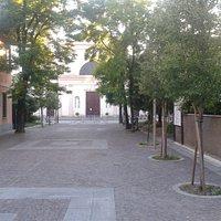 Chiesa di San Martino a Balsamo