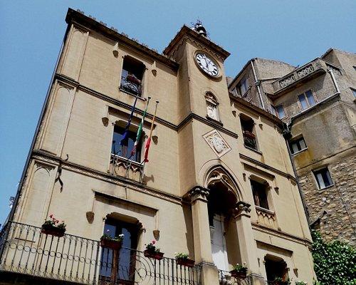 Gangi - palazzo Comunale