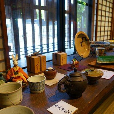 Kintsugi exhibition May 1-6, 2019
