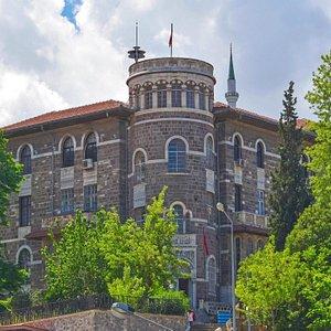 Измир. Здание Этнографического музея