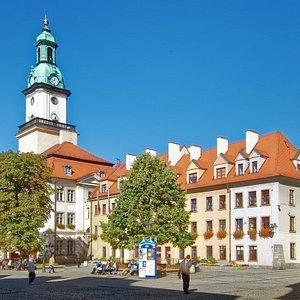 Jelenia Góra City Centre
