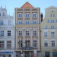 Rats-Apotheke i Rostock