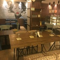 Overview of our Cafe/Bakery