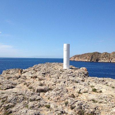 Mirador Illes Malgrat prominentory