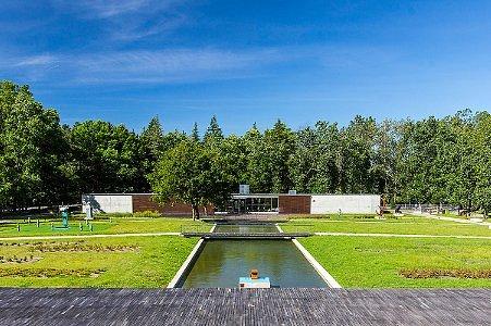 Porta do Mezio - Atividades na natureza, Restaurante, auditório, piscina e exposições.