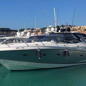 Sunseeker Charter Mallorca Bluebnc