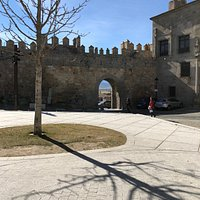 Puerta de Santa Teresa