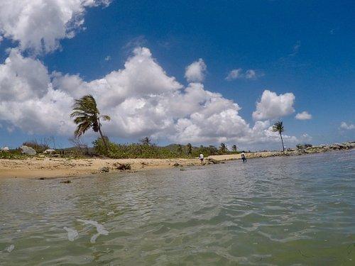 Spectacular beach Playa Grande