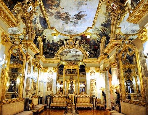 Cerralbo Palace museum, Madrid
