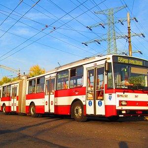Dopravní podnik města Ústí nad Labem