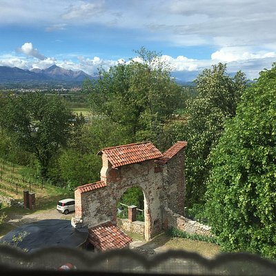CASTELLO vista vigne