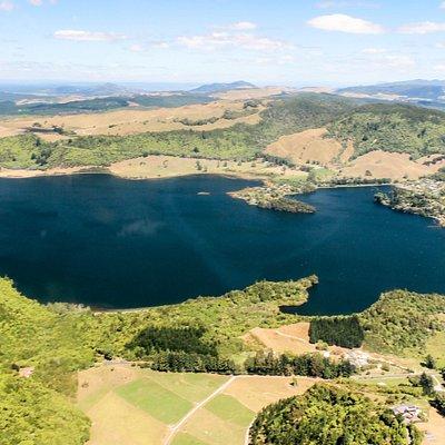 Rotorua: Lake Rotoiti