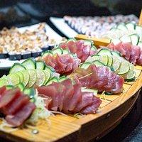 Venha experimentas delícias que o Sushi San oferece