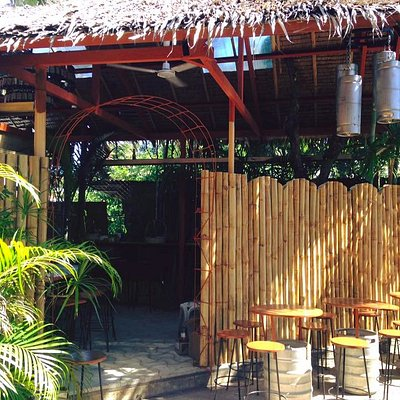 Traditional Filipino architecture and nipa thatch roof makes for an authentic cultural experience