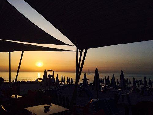 Venite a godervi il nostro splendido tramonto