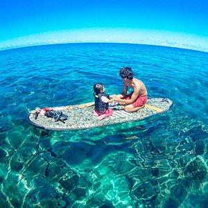가족과 함께, 친구와 함께, 연인과 함께.  아름다운 오키나와 바다에서 잊지 못할 추억 만들기