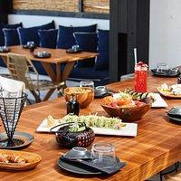 Tokyo Joe Mykonos  Sushi bar • Delivery • Inhouse catering 📞 +30 22890 28238  📍My Mall Mykonos