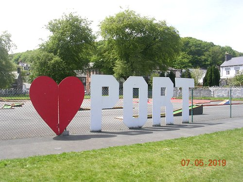 Porthmadog Park