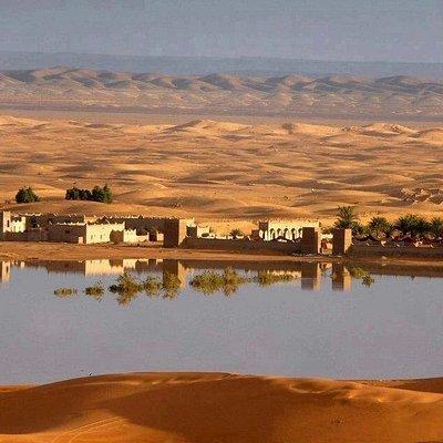Beautiful Moroccan Desert