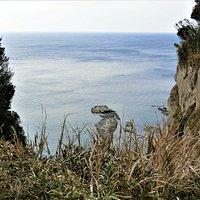 山二つ~3(眺望台から)