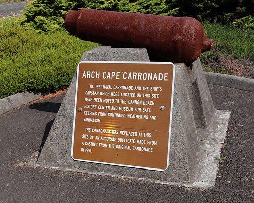 Arch Cape Carronade Replica