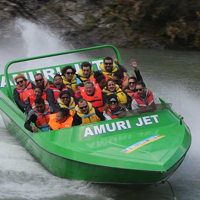 Thrilling experience