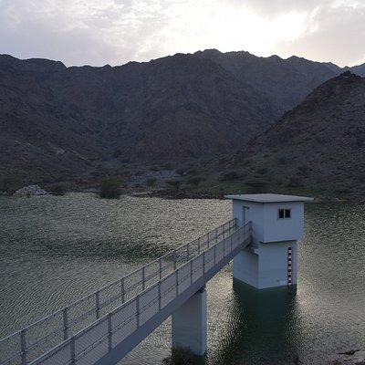 Wadi Al Hail Dam