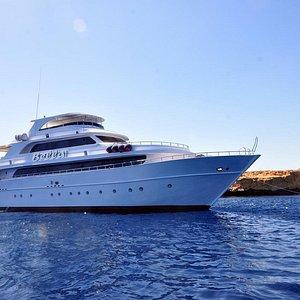 M/Y BELLA1  RED SEA   EGYPT   SHARM - HURGHADA - PORT GHALIB