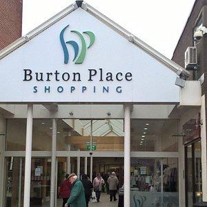 Burton Place