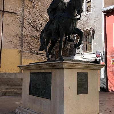 Monumento a Alfonso VIII