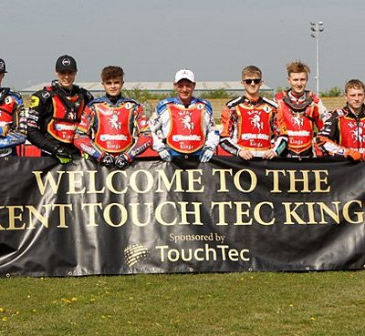 """Welcome to the 2019 Kent """"Touch Tec"""" Kings!!"""