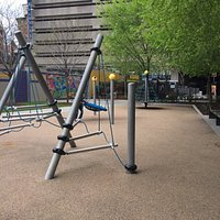 Awesome urban playground.