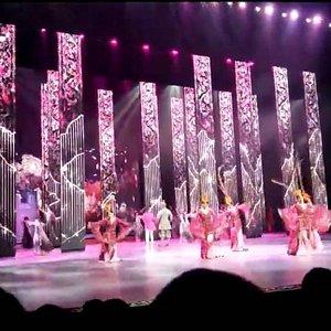 Qinhuang Grand Theatre, Xi'an