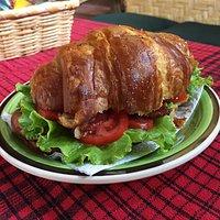 BLT - Bacon Lettuce Tomato Croissant