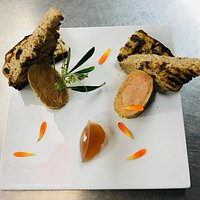 Foie gras au cap corse