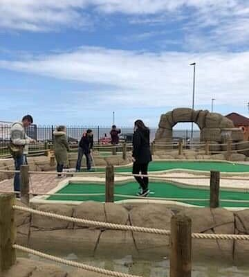 New fun for the family in Cromer.