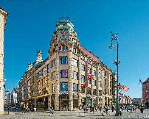 Piękny dzień rozpoczyna się we Wrocławiu :)