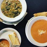 Saturday soups!