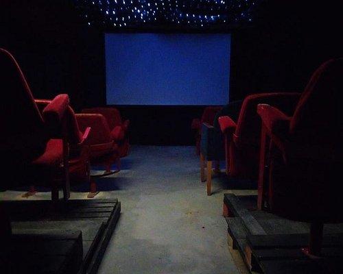 Cinema in the Cellar