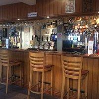 Clean traditional friendly bar