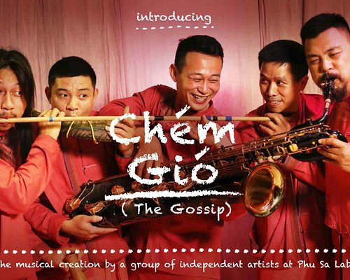 The Gossip - when jazz storm meets tropical monsoon.