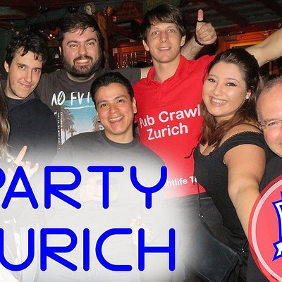 Together everything makes more fun! Dancing, having shots and going to bars and pubs in Zurich! Pub Crawl Zurich is organizing these events to bring people together!